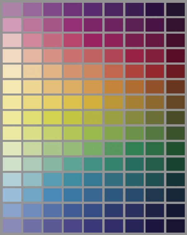Colors 600