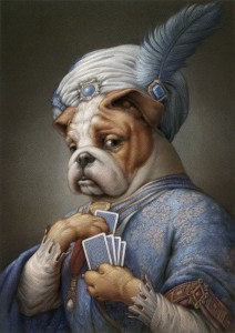 Poker Bulldog