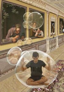 45. Bubbles + Pose