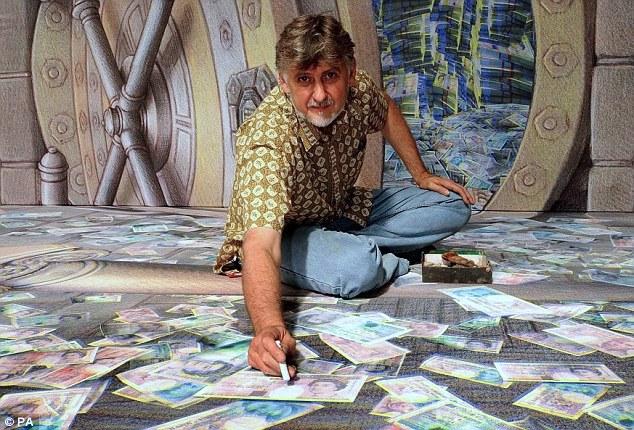 Kurt Wenner, Master Artist