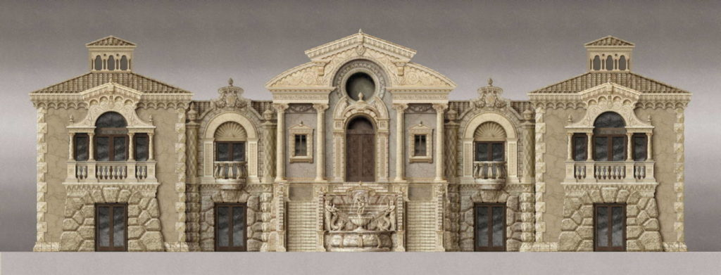 Kurt Wenner architectural design