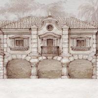 Kurt Wenner architectural design