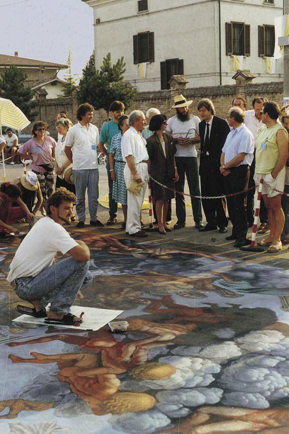 About Kurt Wenner Master Artist