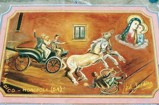 History of Street Painting