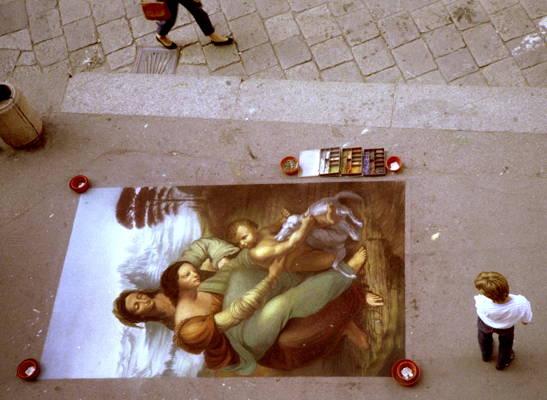 Becoming a Street Artist