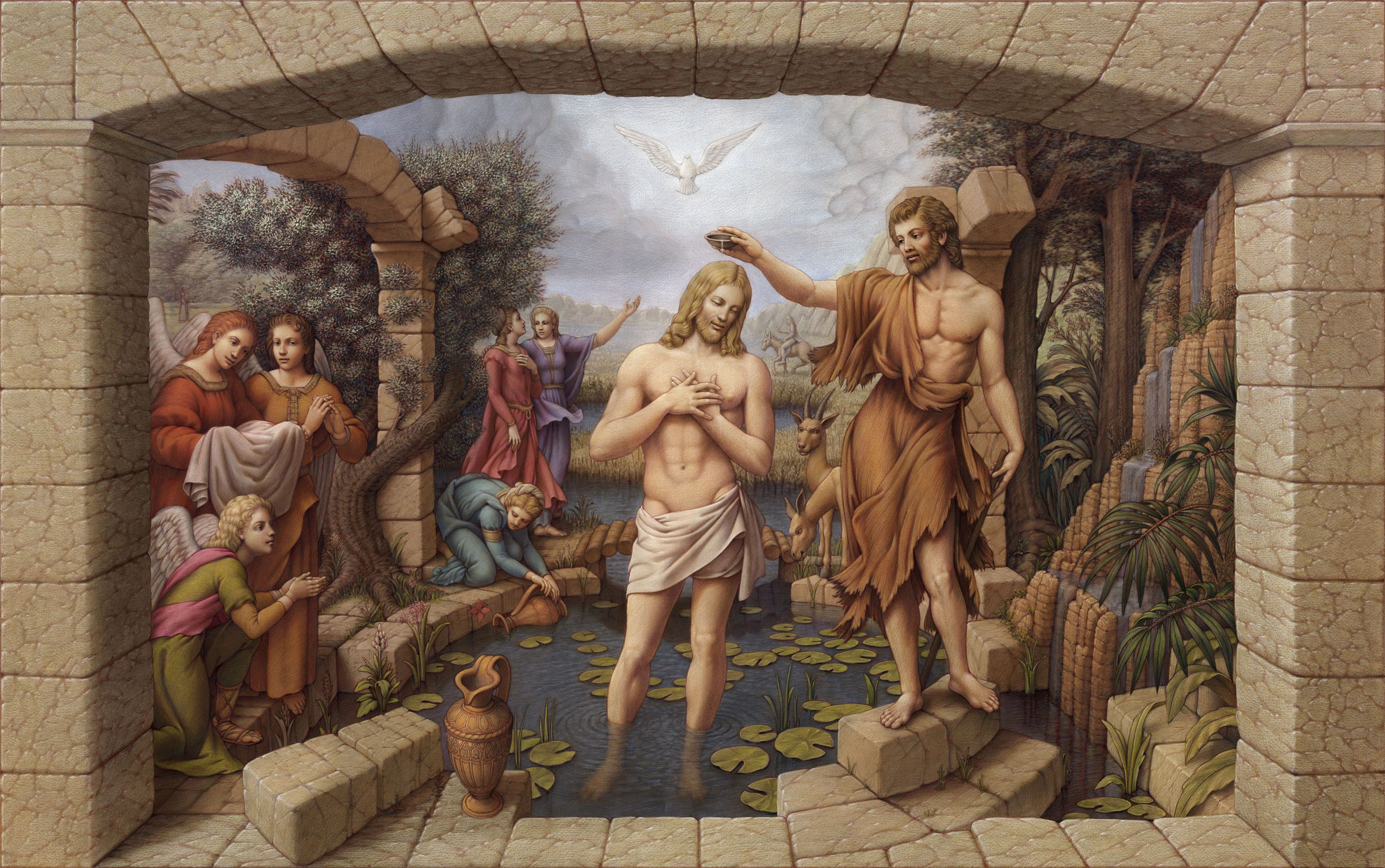 Baptism of Christ Video
