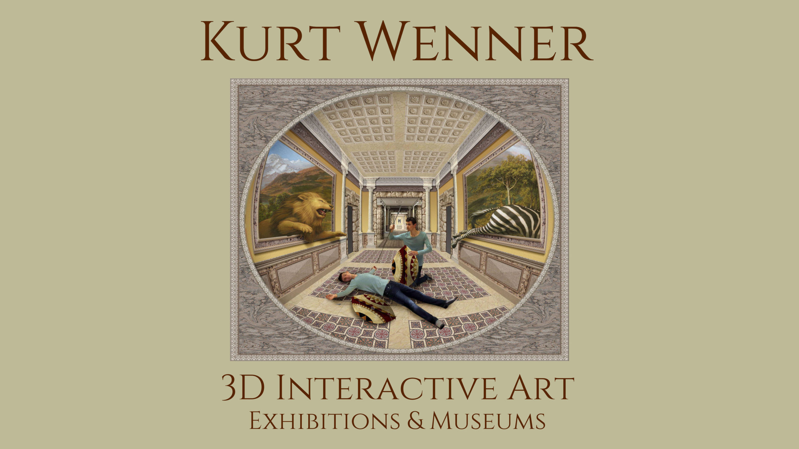 3D Exhibitions & Museums Video