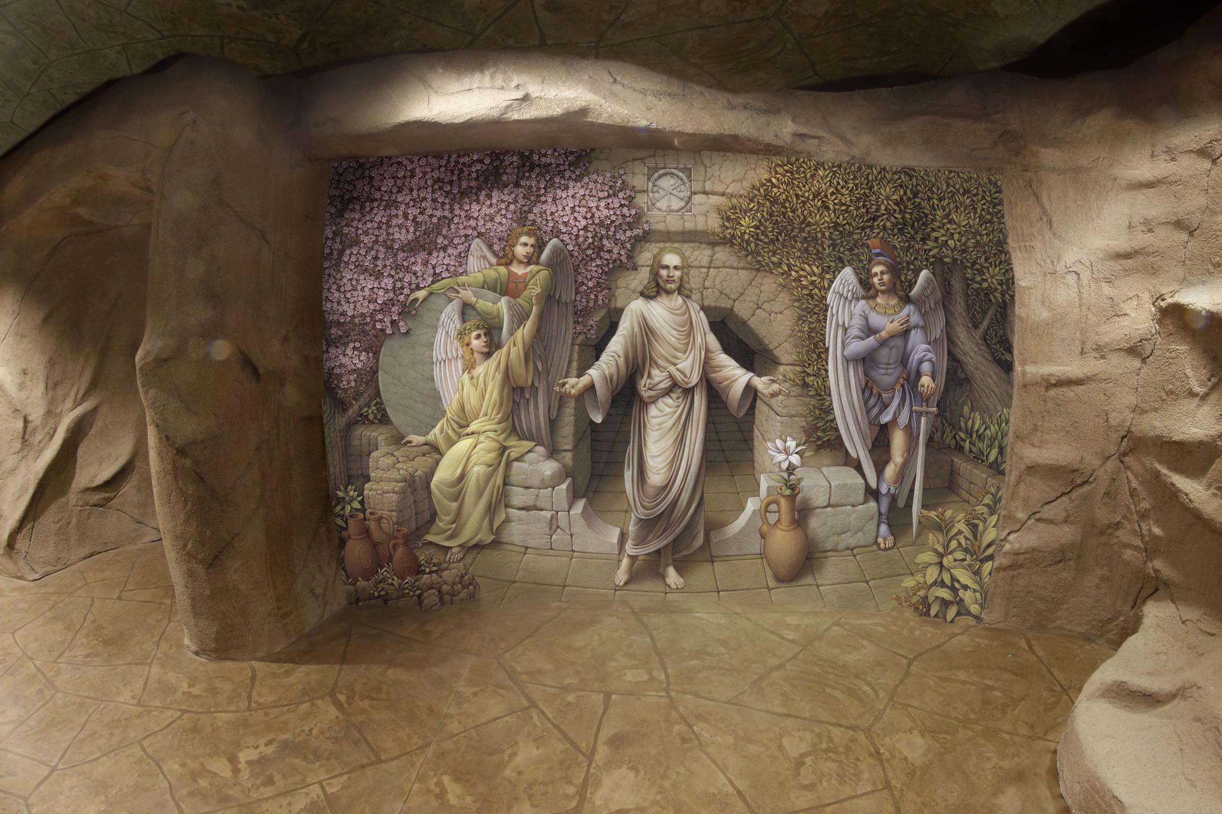 Resurrection Mural