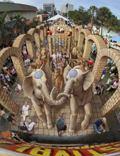 3D Interactive Art